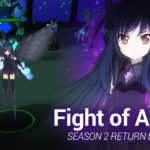 Fight of Anime Map Download