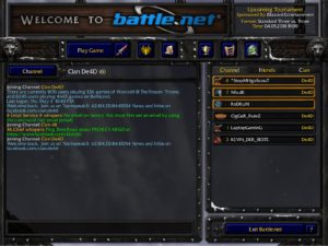 Warcraft 3 Battle.net Ladder Reset