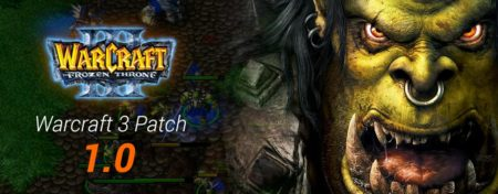 Warcraft 3 First Patch 1.0
