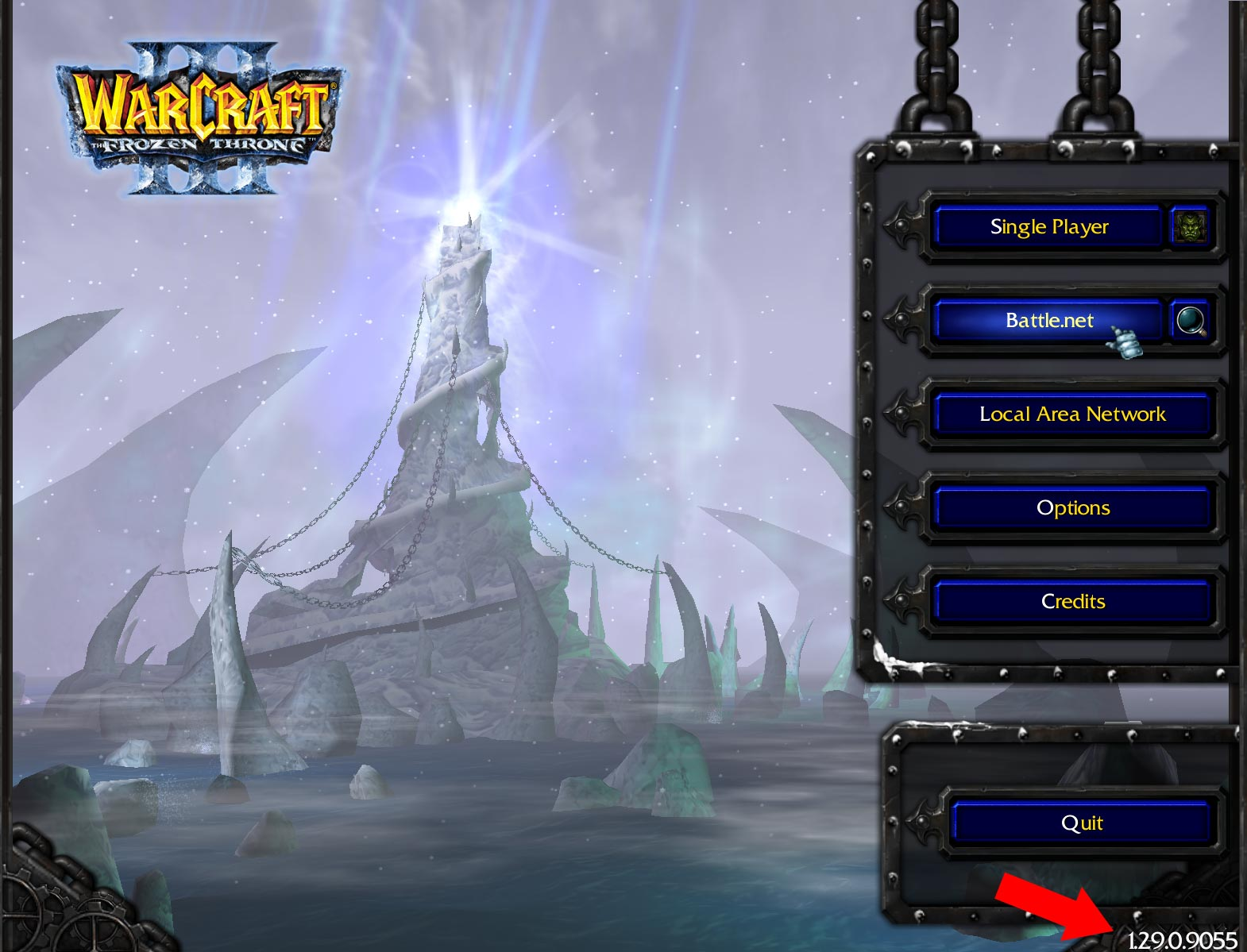 Warcraft 3 Menu Patch 1.29