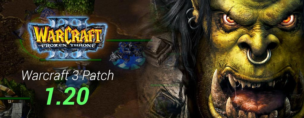 Warcraft 3 Patch 1.20