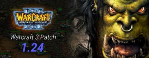 Warcraft 3 Patch 1.24