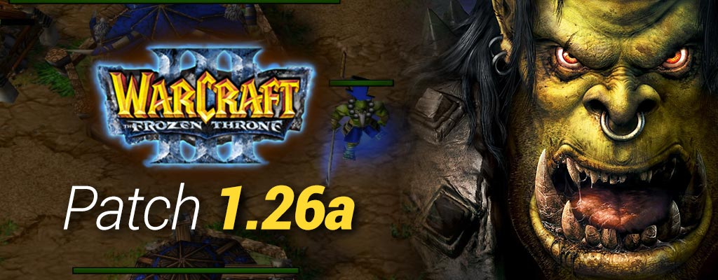 Warcraft 3 Patch 1.26a