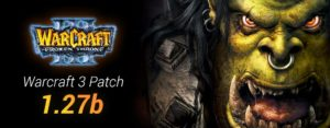Warcraft 3 Patch 1.27b