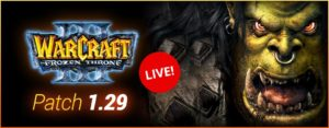 Warcraft 3 Patch 1.29