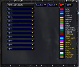 Warcraft 3 New Player Colors Patch 1.29