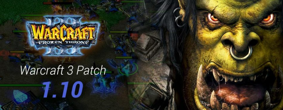 Warcraft 3 The Frozen Throne Patch 1.10