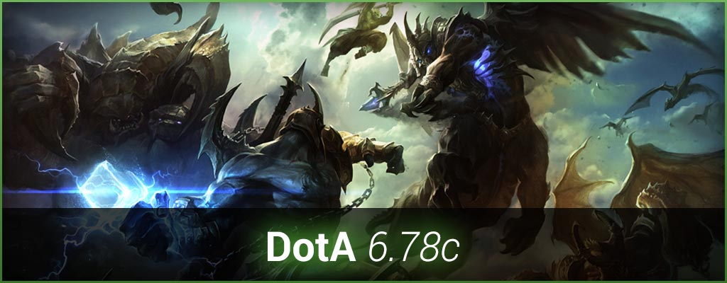 Dota 6.78c Download