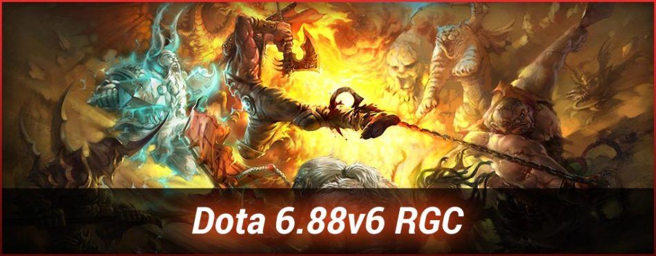Dota 6.88v6 RGC Download