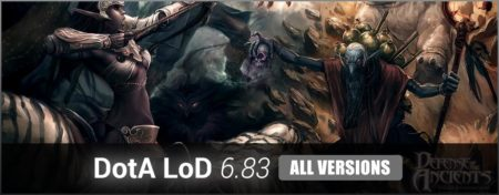 Dota LoD 6.82 Download