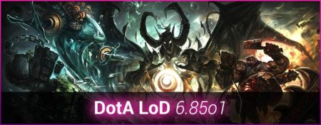 Dota LoD 6.85o1 Download