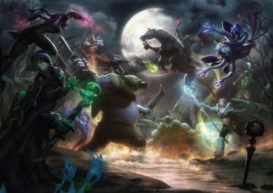 Clash of Heroes Warcraft 3
