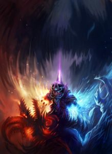 Song of Fire and Ice Warcraft