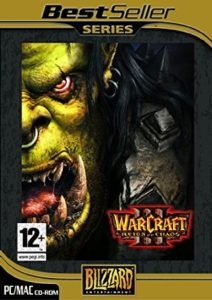 Warcraft 3 Reign of Chaos Game Box