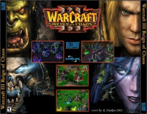 Warcraft 3 Special Box