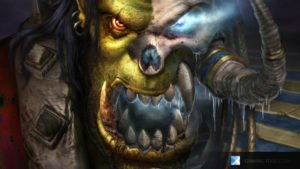 Undead Orc Wallpaper Gaming-Tools