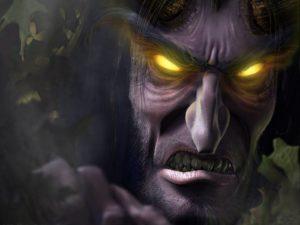 Warcraft III Reign of Chaos Prophet Elf