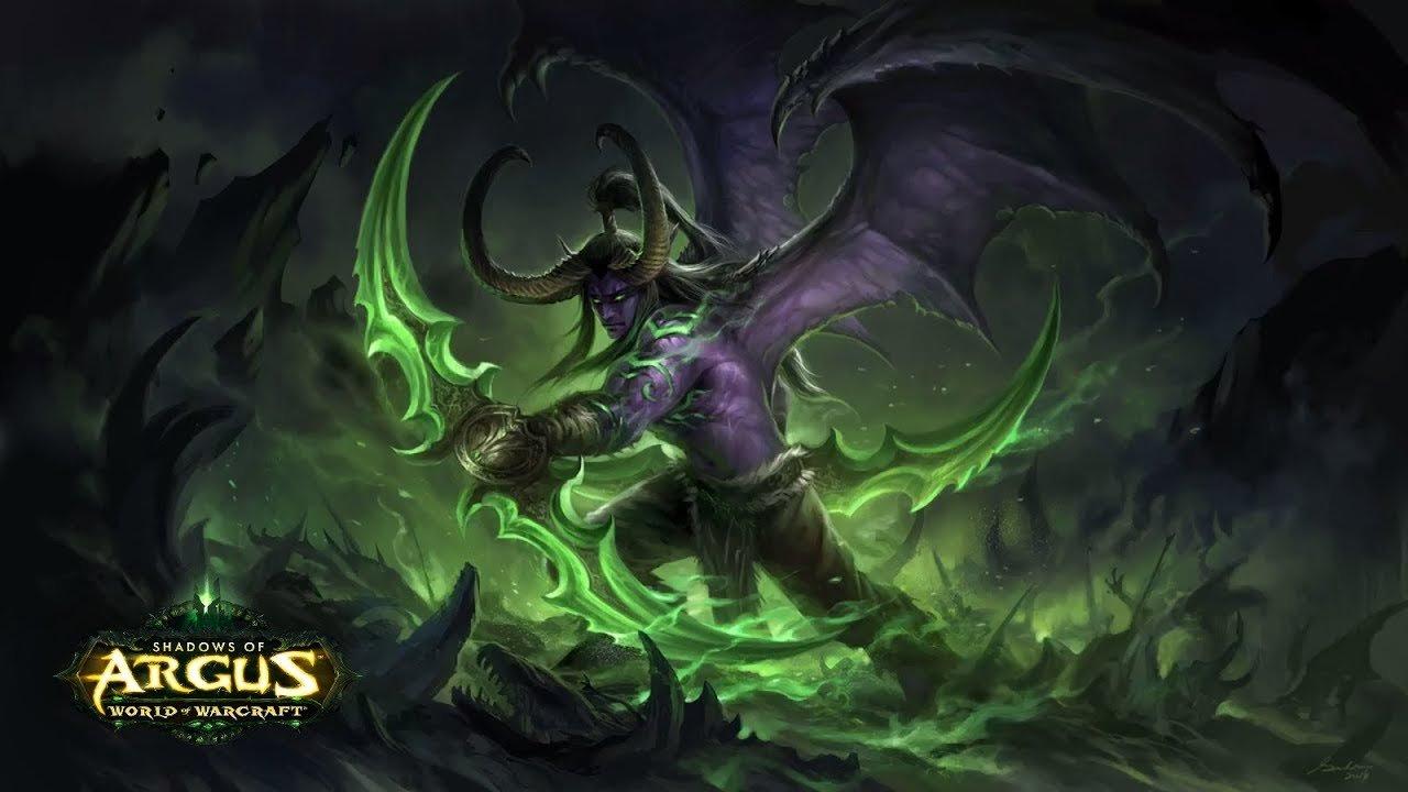 warcraft illidan demon hunter wallpaper warcraft 3 tools