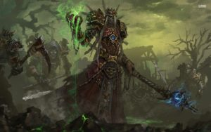 Warcraft 3 The Lich King