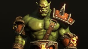 WoW Fantasy Orc