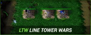 Line Tower Wars: Warcraft 3 Map Download - Tower Defense