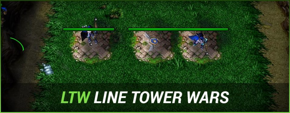 Warcraft 3 Line Tower Wars