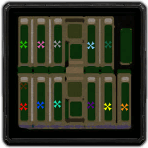 Warcraft 3 Line Tower Wars LTW Map