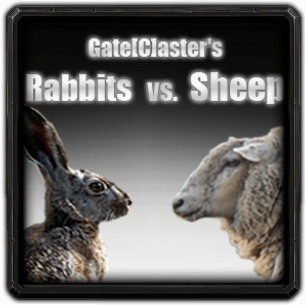 Warcraft 3 Rabbits vs Sheeps Map Preview