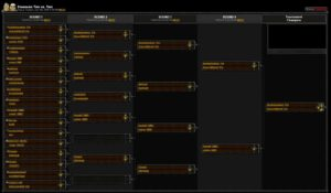 Warcraft 3 Tournament