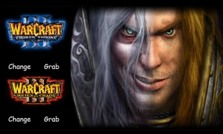 Warcraft 3 CD Key Changer Patch 1.30