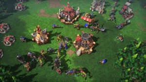 Warcraft 3 Reforged Gameplay Preview