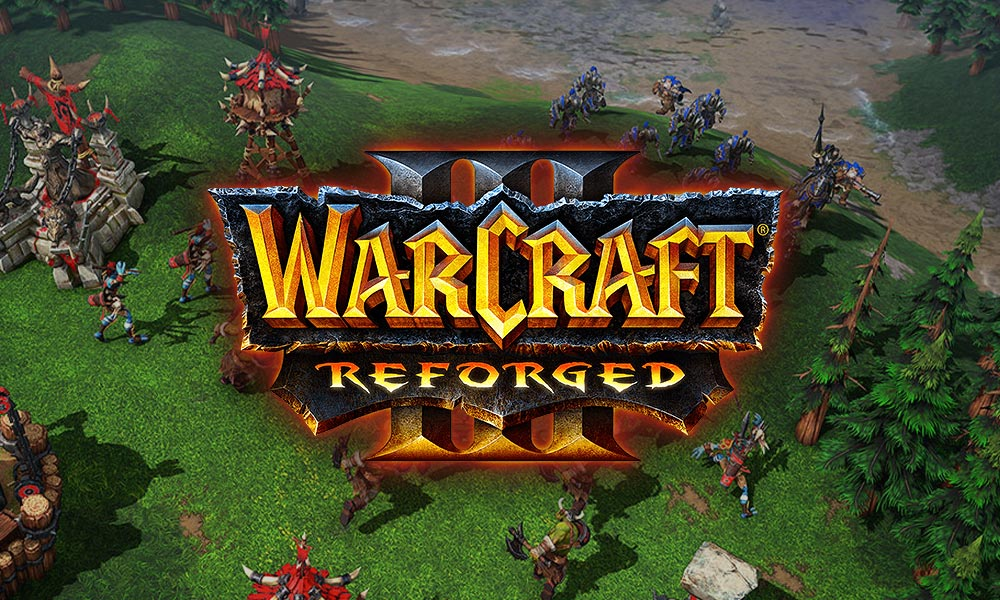 Warcraft 3 Reforged 2019 Release