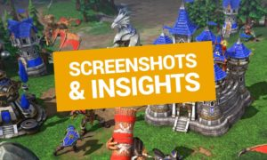 Warcraft 3 Reforged Leaked Beta Screenshots and Gameplay Insights