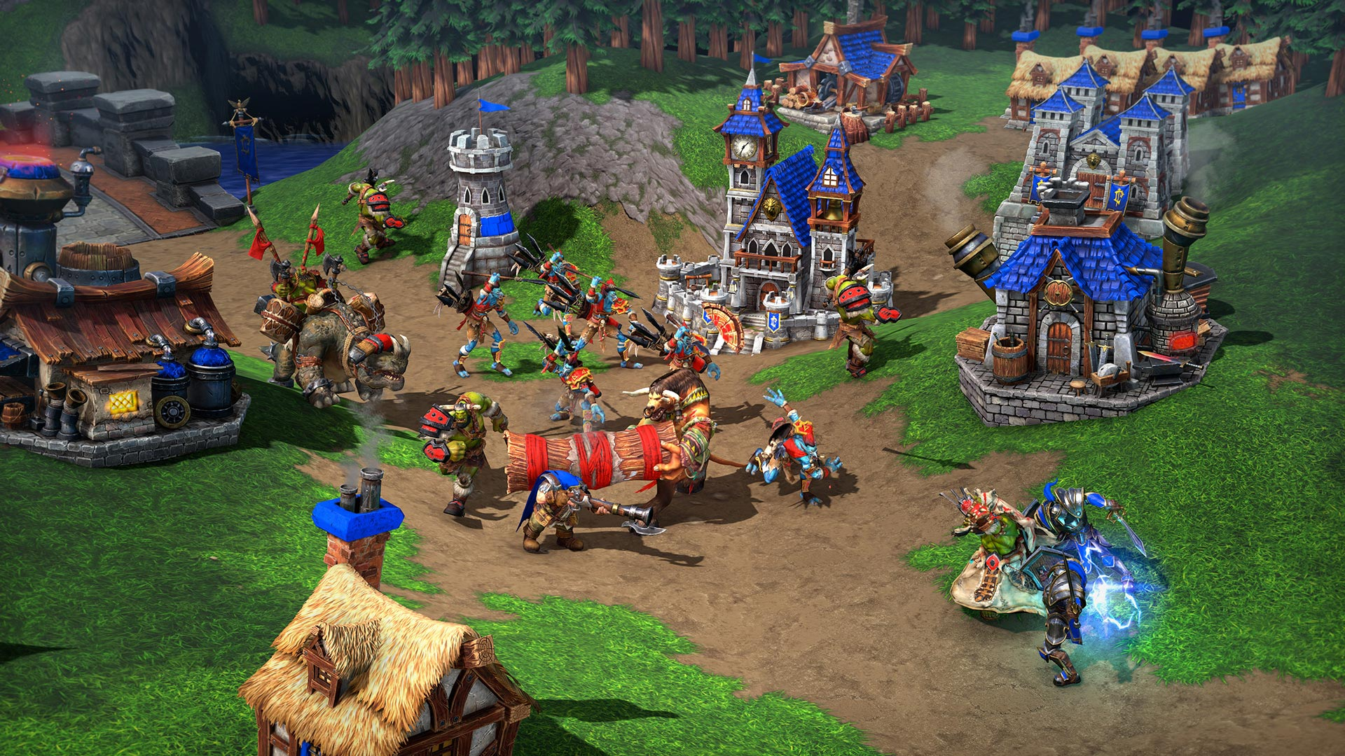 Warcraft 3 Reforged Screenshot