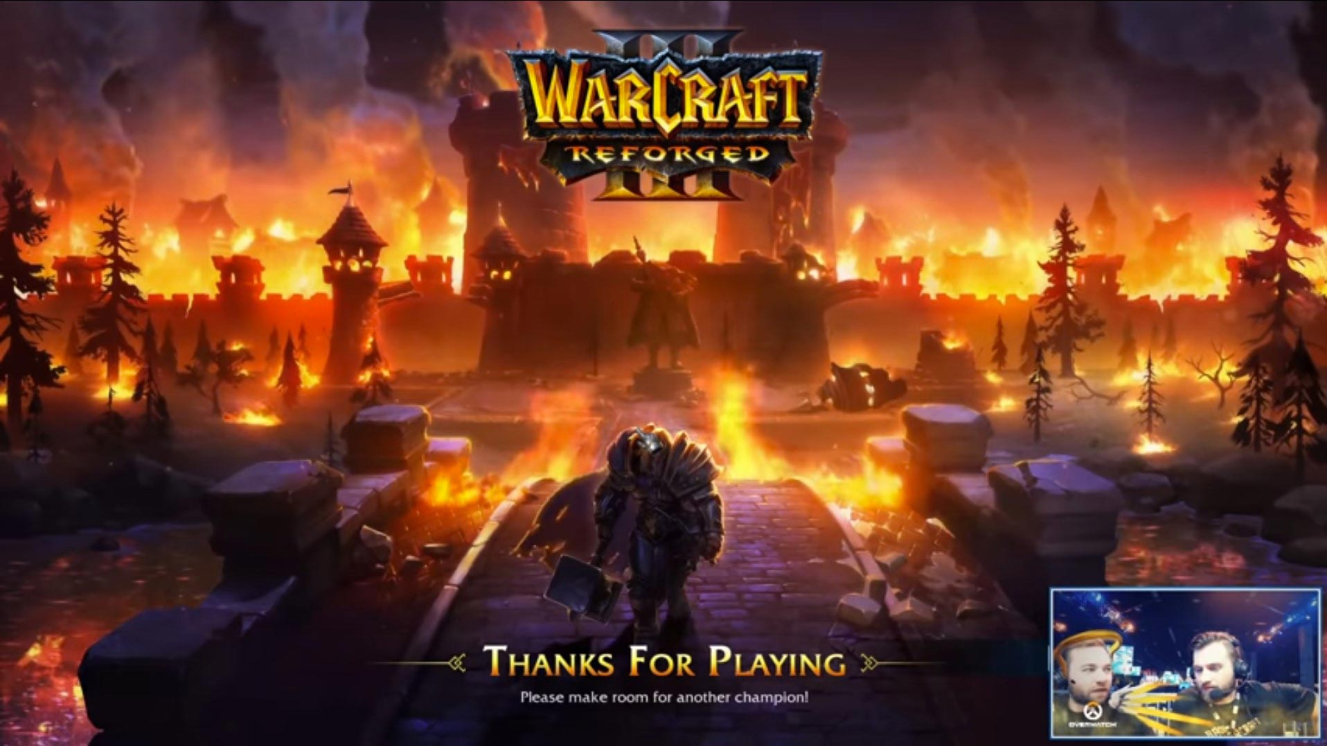 Warcraft III Reforged - Campaign Image