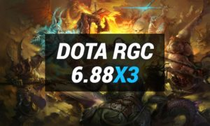 Dota 6.88X3 RGC Map Download