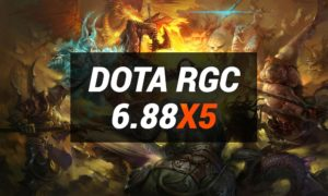 Dota 6.88X5 RGC Map Download