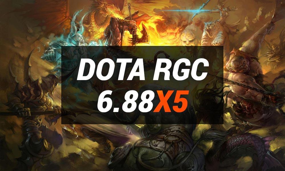 Dota RGC 6.88x5 Download