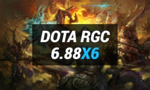 Dota 6.88X6 RGC Map Download
