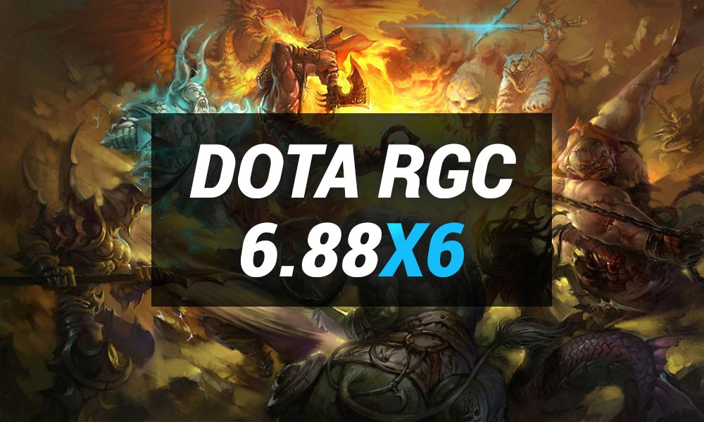Dota 6.88X6 RGC Download
