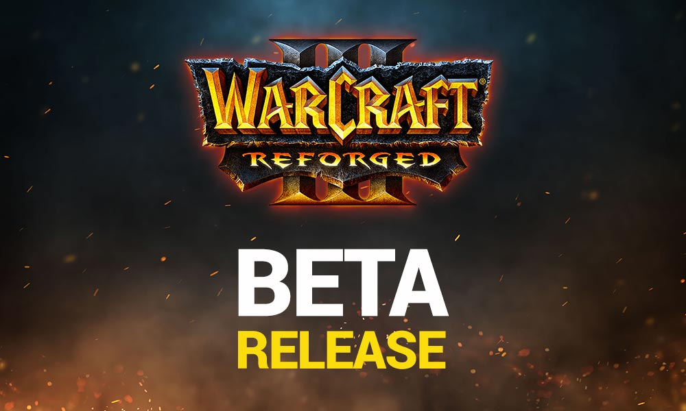 Warcraft 3 Reforged Release Date Update