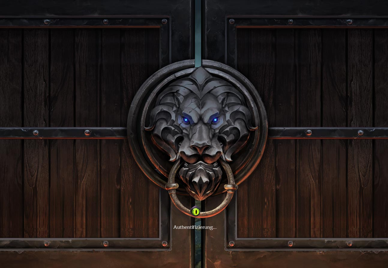 Warcraft 3 Reforged Loading Screen