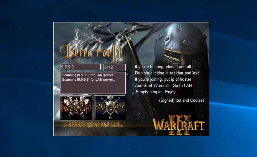 Warcraft 3 Lancraft Screenshot