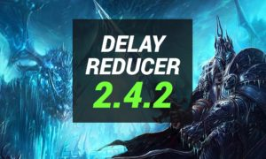 Delay Reducer 2.4.2 Download for Warcraft 3 TFT (New)