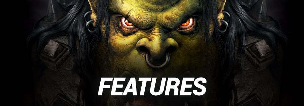 New Features in Warcraft 3 Update 1.31