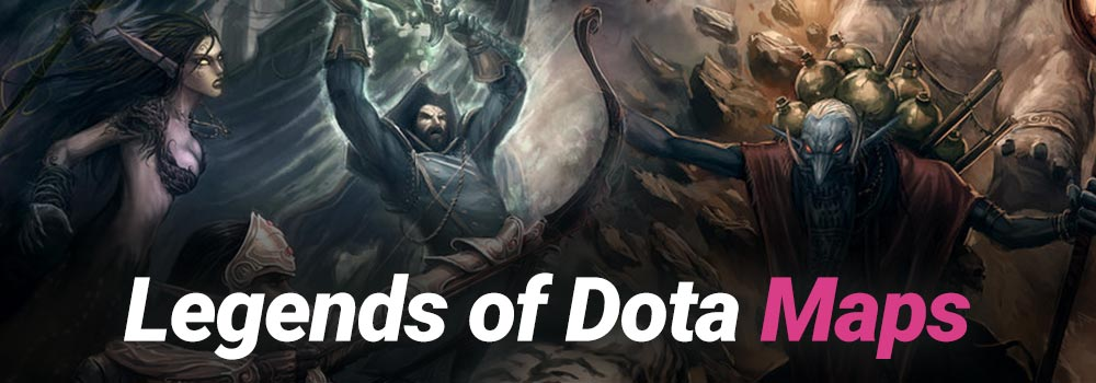 Legends of Dota