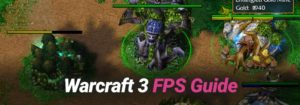 Quick Guide: How to increase the Warcraft 3 FPS? (200+ FPS)