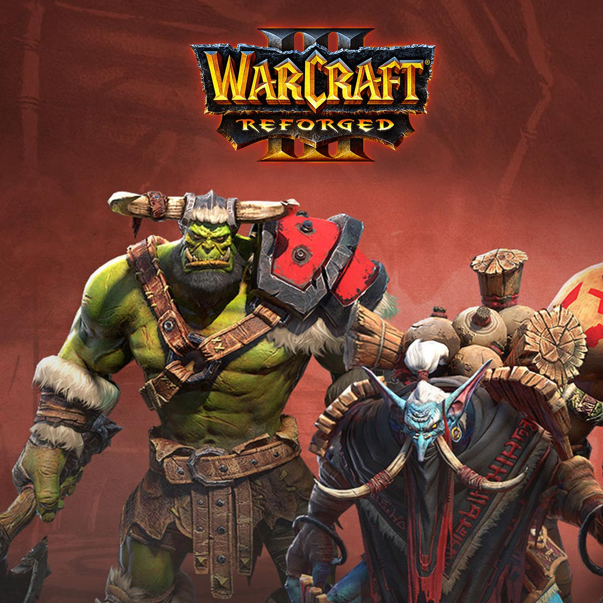 Warcraft 3 Patch Reforged