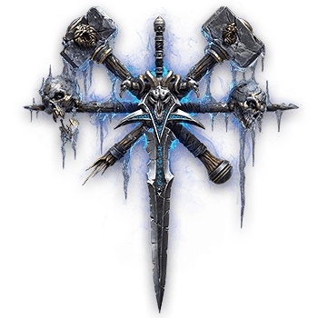 WC3 Reforged Undead Logo