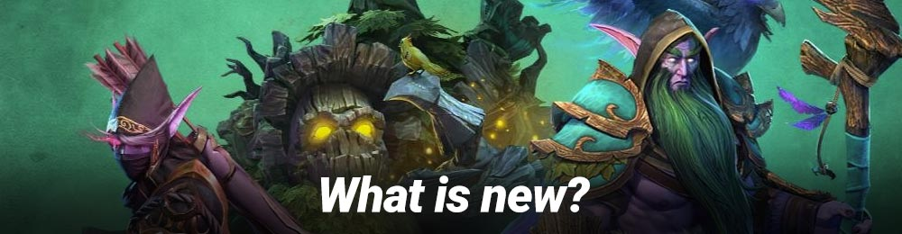 WC3 Reforged What is new?